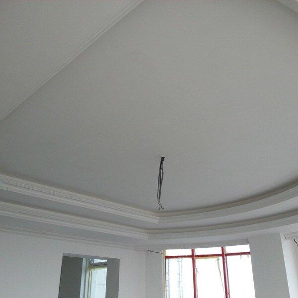 Покраска потолков фото1